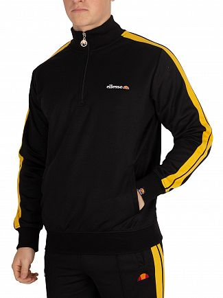 Ellesse Anthracite Vinio Fleece Jacket
