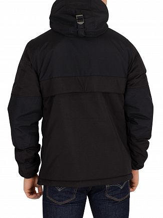 Schott Black Husky Jacket