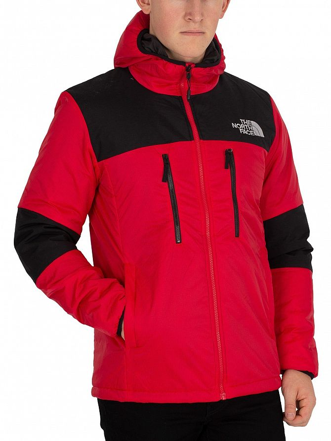 The North Face Red Himalayan Light Synthetic Jacket
