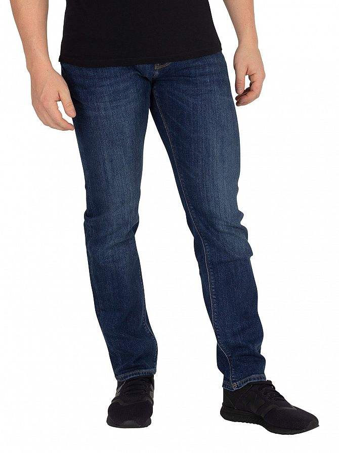 Tommy Hilfiger New Dark Stone Core Bleecker Slim Jeans