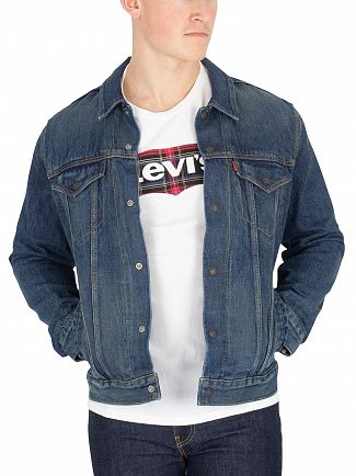 Levi's Chewy Lined Trucker Jacket