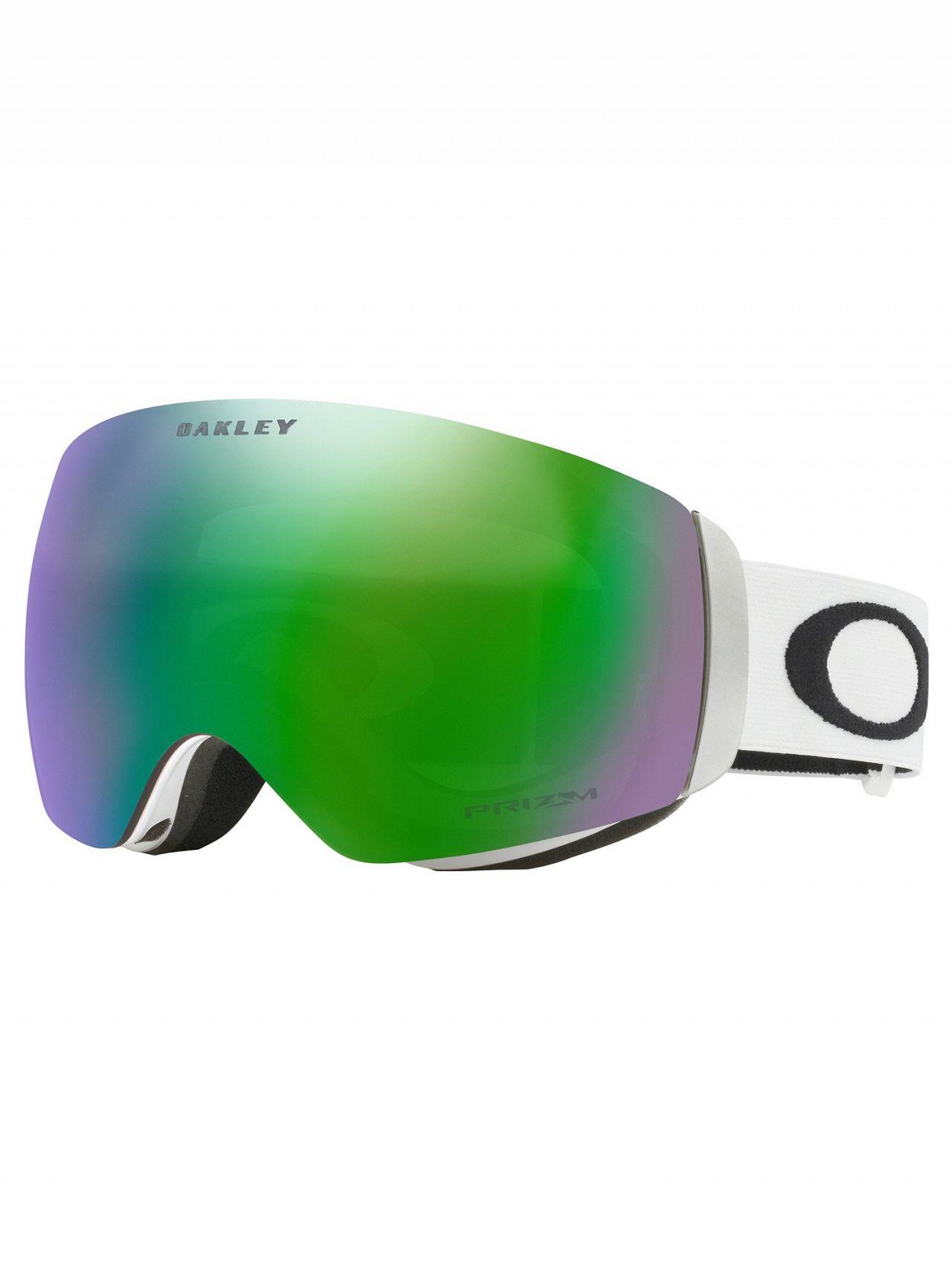 f4e098ae4c811 Oakley Matte White Flight Deck XM Prizm Snow Goggles