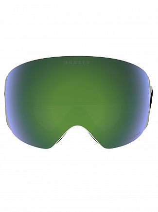 Oakley Matte White Flight Deck XM Prizm Snow Goggles