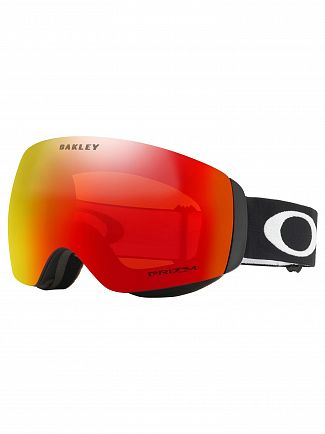 Oakley Matte Black Flight Deck XM Prizm Snow Goggles
