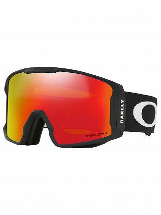 Oakley Matte Black Line Miner XM Prizm Snow Goggles