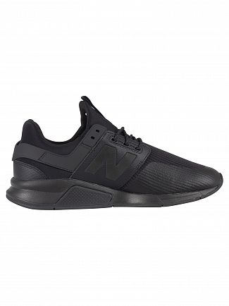 New Balance Black 247 Version 2.0 Trainers