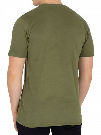 Ellesse Green Ermes T-Shirt