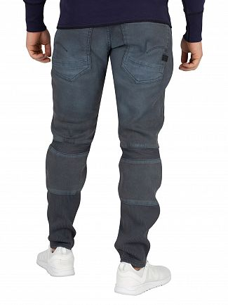 G-Star Dark Aged Motac 3D Slim Jeans
