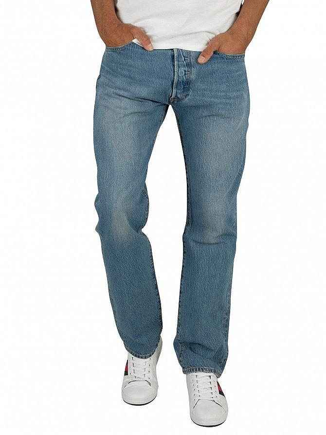 Levi's Pipe Light 501 Original Fit Jeans