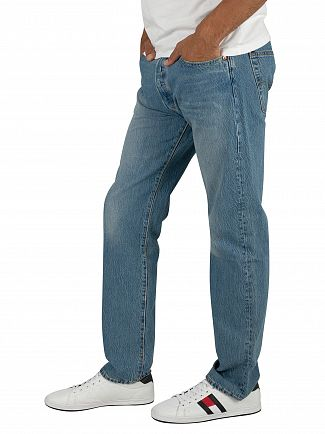 Levi's Pipe Light 501 Original Fit Jeans