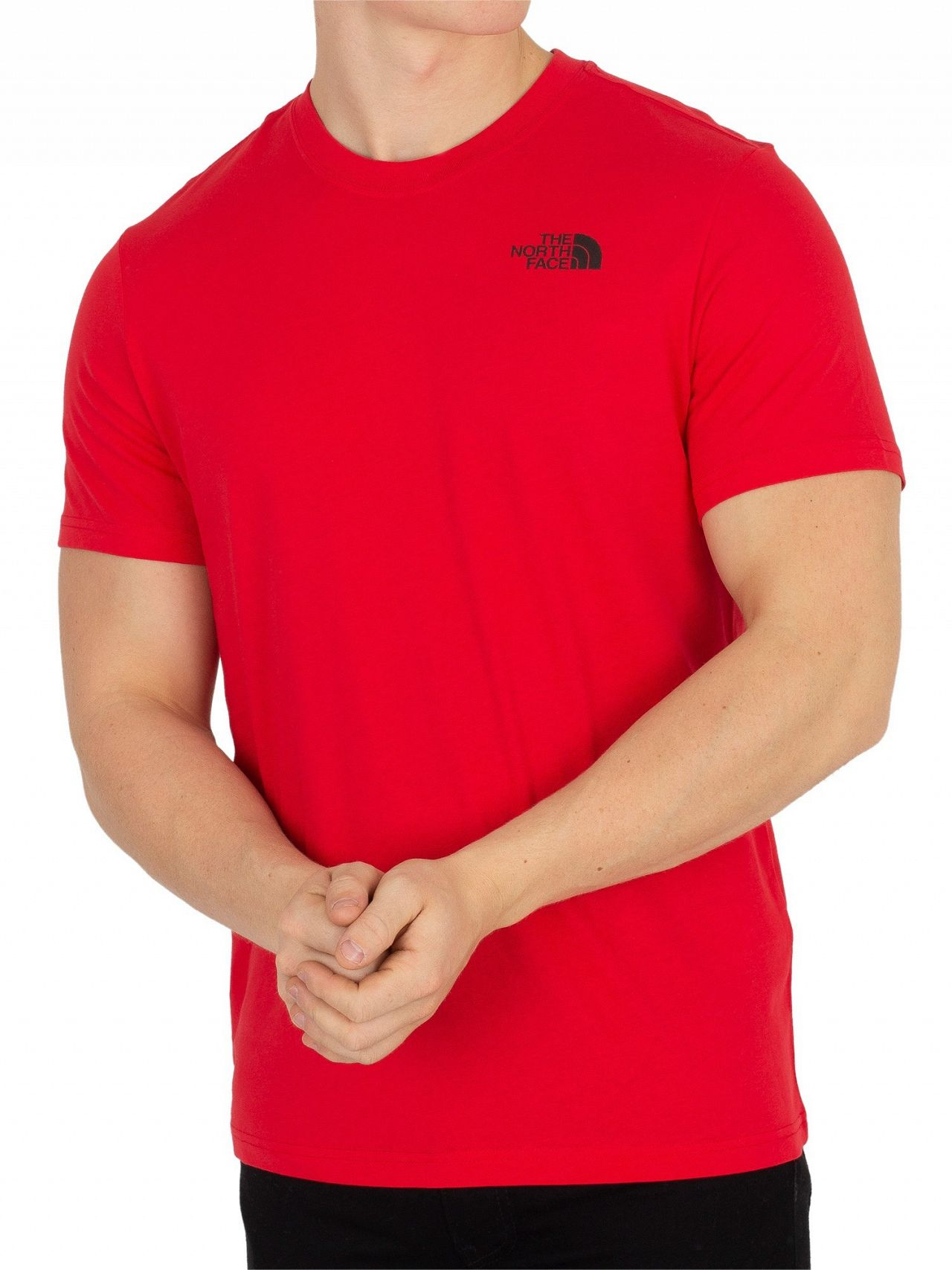 8c9c981b9 The North Face Red Box T-Shirt