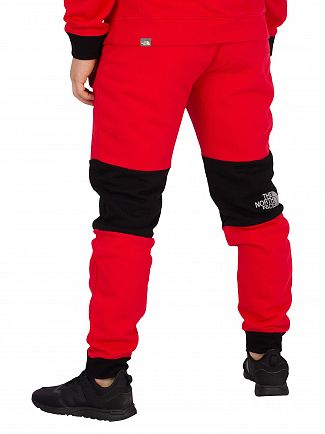 The North Face Red Himalayan Joggers