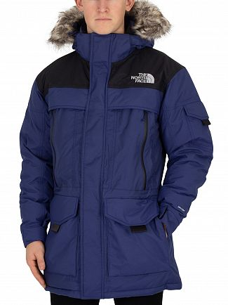 The North Face Flag Blue/Black Murdo Parka Jacket