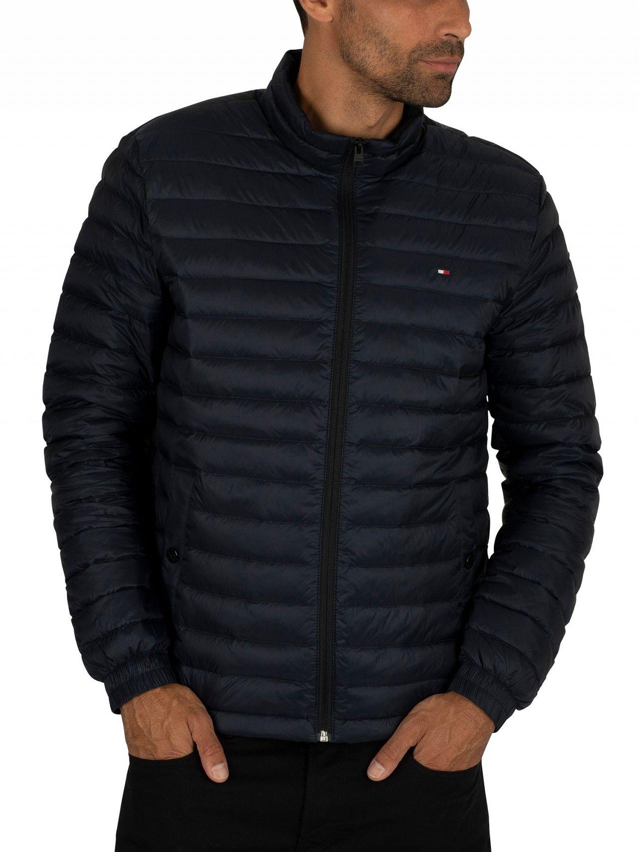 Tommy Hilfiger Sky Captain Core Lightweight Packable Down Jacket ... 48c239289