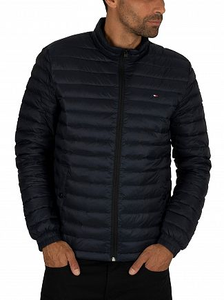Tommy Hilfiger Sky Captain Core Lightweight Packable Down Jacket