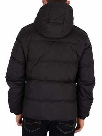 Calvin Klein Jeans Black Down Jacket
