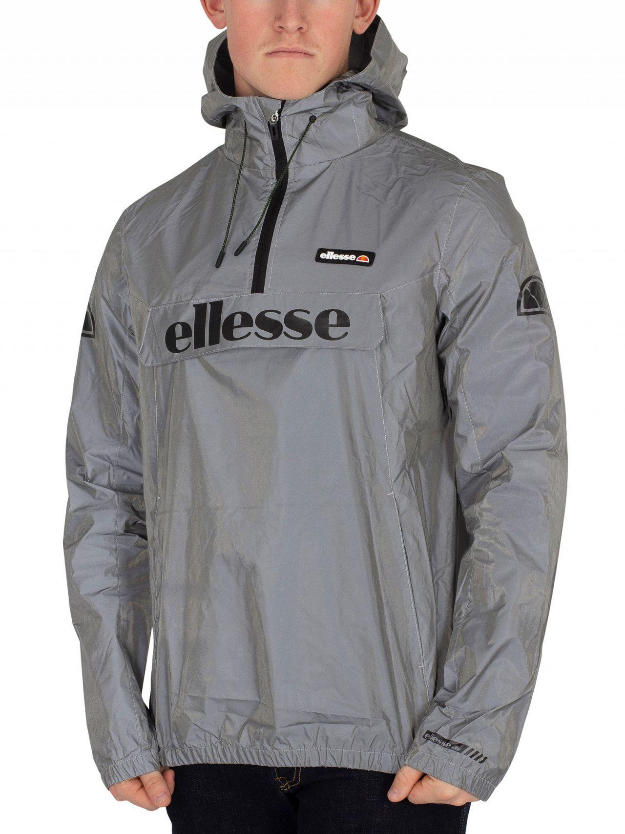 eea1e7a36 Ellesse Reflective Berto Rain Jacket