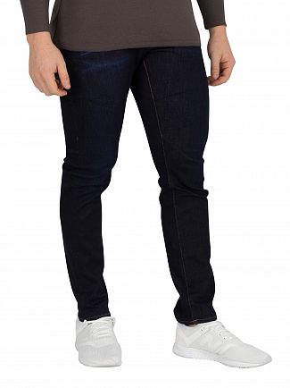 G-Star Dark Aged D-Staq 5 Pocket Slim Fit Jeans