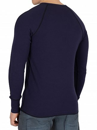 G-Star Sartho Blue Korpaz Longsleeved Slim Fit T-Shirt