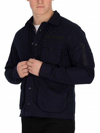 Jack & Jones Sky Captain West Worker Shirt