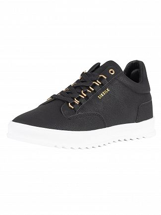 Sik Silk Black Element Trainers