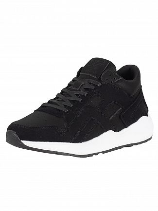 Sik Silk Black Evolution Suede Trainers