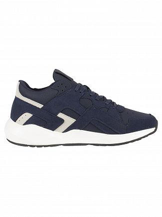 Sik Silk Navy Evolution Suede Trainers