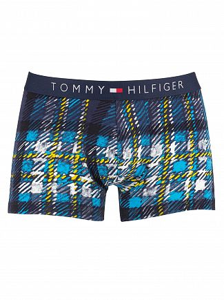 Tommy Hilfiger Navy Blazer Happy Holidays Trunks