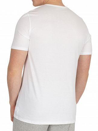 Calvin Klein White Graphic T-Shirt