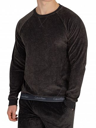 Calvin Klein Washed Black Limited Edition Sweatshirt