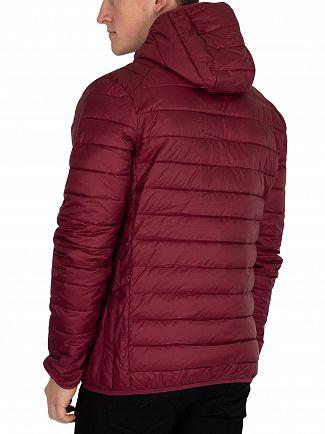 Ellesse Zinfandel Lombardy Padded Jacket