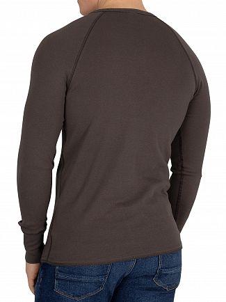 G-Star Carbid Korpaz Slim Grandad Longsleeved T-Shirt