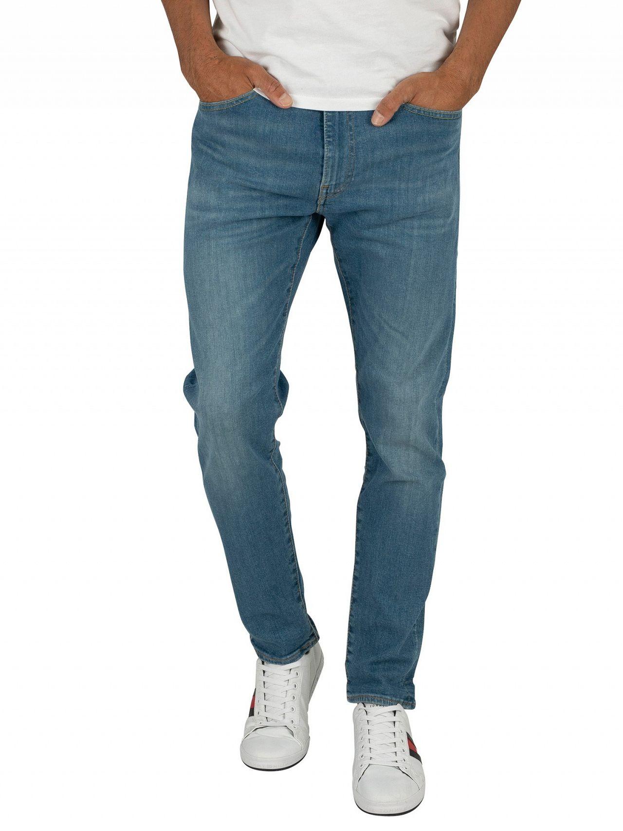 85d6203602 Levi's 4 Leaf Clover 512 Slim Taper Jeans | Standout
