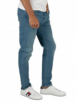 Levi's 4 Leaf Clover 512 Slim Taper Jeans