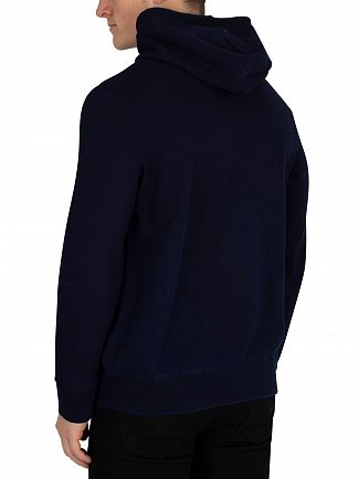 Levi's Indigo Original Zip Hoodie