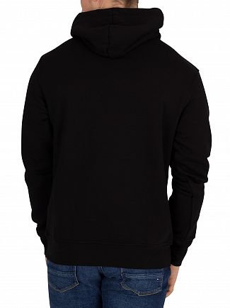 Nicce London Black Saint Pullover Hoodie