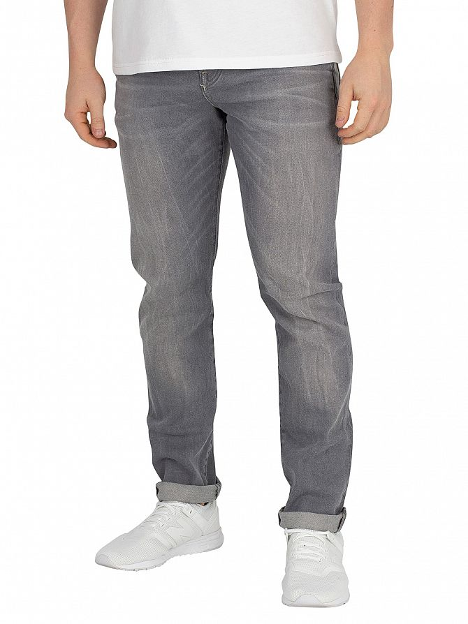 Scotch & Soda Stone And Sand Ralston Regular Slim Jeans