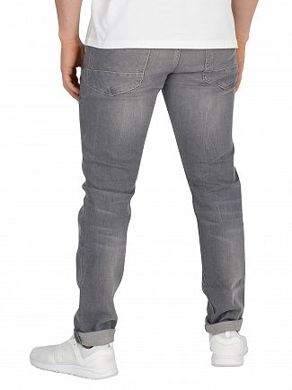 Scotch & Soda Stone And Sand Ralston Regular Slim Jeans