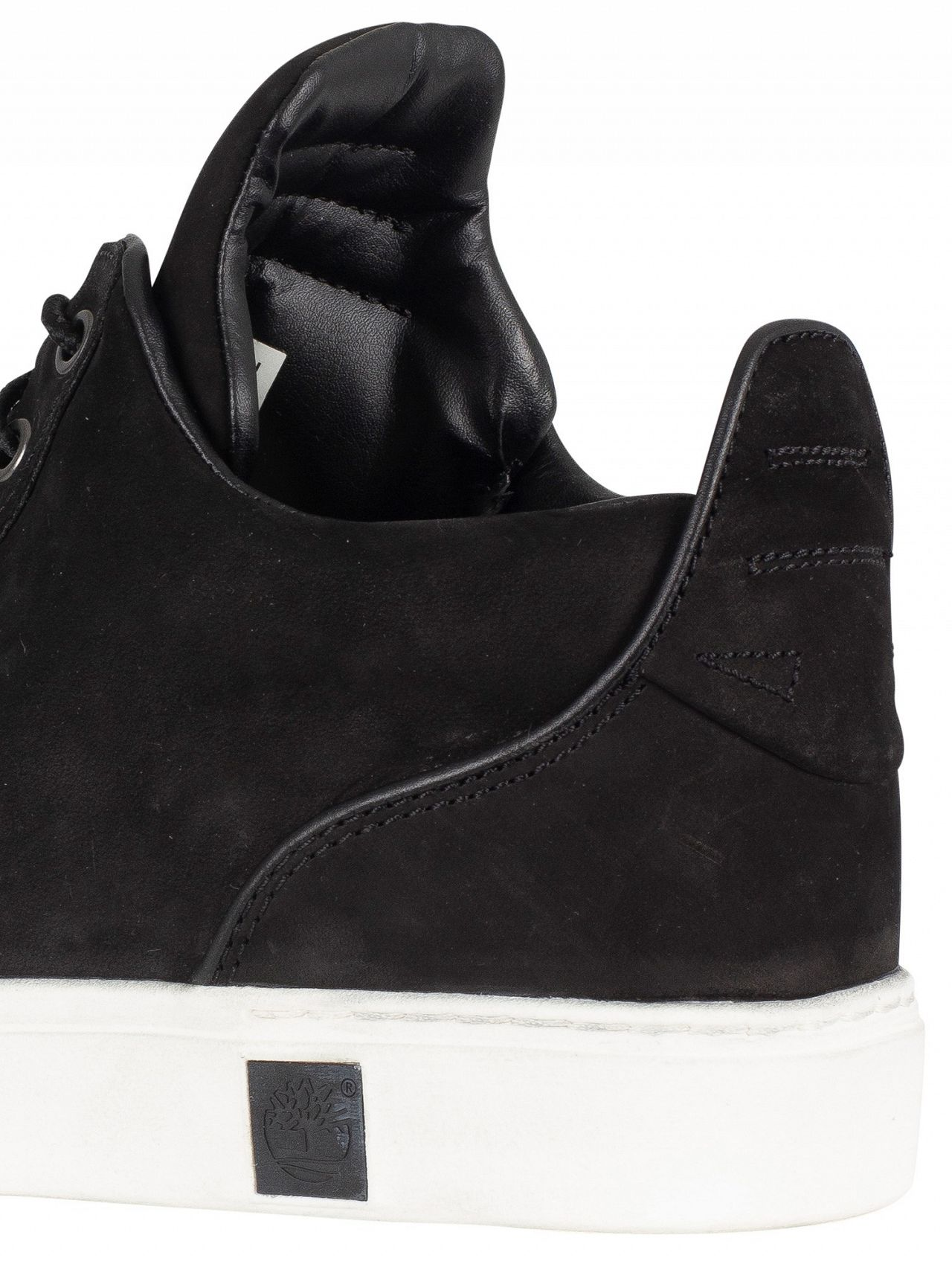 290acbd4c2 Timberland Black Amherst High Top Chukka Trainers | Standout