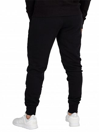 Tommy Hilfiger Jet Black Basic Branded Joggers