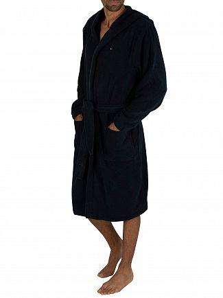 Tommy Hilfiger Navy Blazer Icon Bathrobe