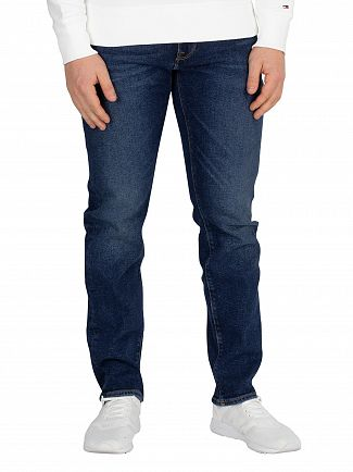 Tommy Hilfiger Ammon Blue Straight Denton Jeans