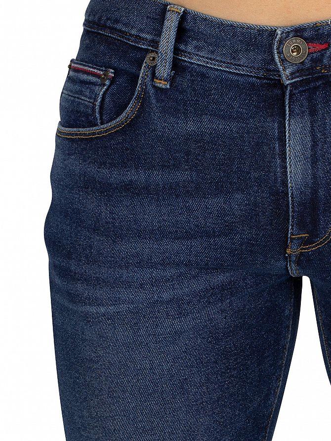 60cded75 Tommy Hilfiger Men's Straight Denton Jeans, Blue | eBay
