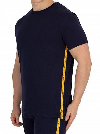 Tommy Hilfiger Navy Blazer Taper T-Shirt