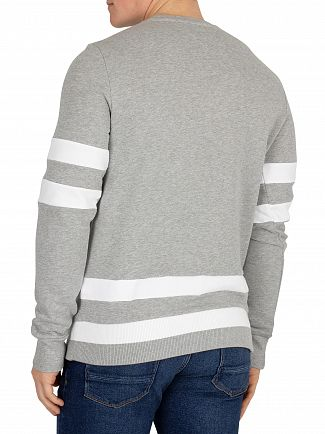 Tommy Hilfiger Cloud Heather T-Script Sweatshirt