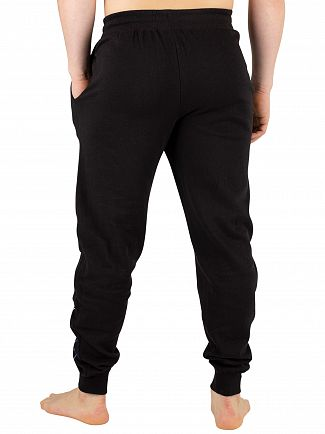 Calvin Klein Black Bold Accents Joggers