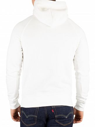 Gant Eggshell Shield Sweat Pullover Hoodie