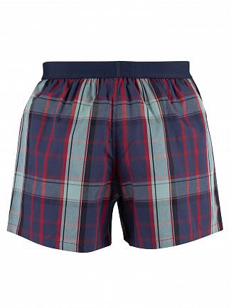 Tommy Hilfiger Trellis Icon Woven Check Trunks