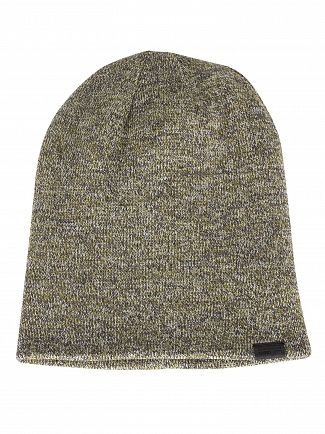G-Star Dark Olive/Dark Blue Effo Long Beanie