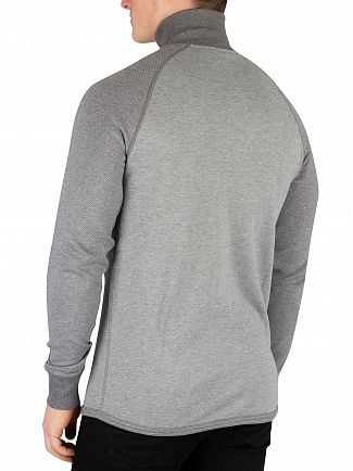 G-Star Metal Grey Heather Jirgi Twill Pique Track Top